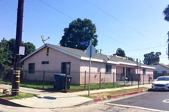 DUPLEX _ 717-719 W 66TH ST., LOS ANGELES