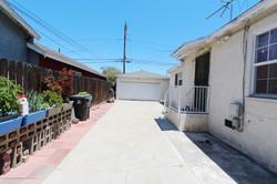 driveway #3 - FALCON AVE