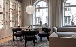 Svenska Krämfabriken, Blasieholmen, Stockholm, Showroom