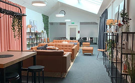 Svenska Krämfabriken Borlänge, Lounge