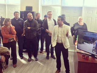 Spark Niagara Innovation Center Visit