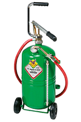 PERMEX RL32024 – RAASM DOUBLE-ACTING MOBILE OIL PUMP 24 LITRE