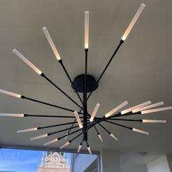 Spiral Feature Light