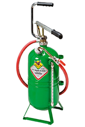 PERMEX RL32016 – RAASM DOUBLE-ACTING MOBILE OIL PUMP 16 LITRE