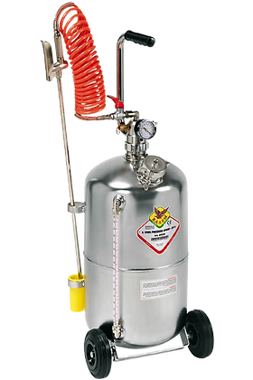 PERMEX RL23025 – RAASM 24L PRESSURE SPRAYER IN STAINLESS STEEL AISI 304