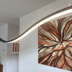 LED Wave Light