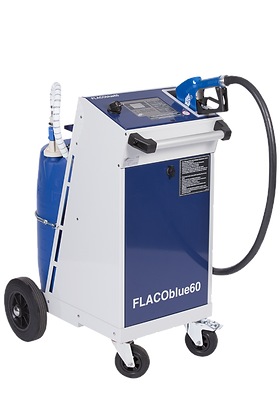 PERMEX PBLUE60 – FLACOBLUE60 MOBILE DISPENSER