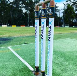 Sponsored Cricket Stumps