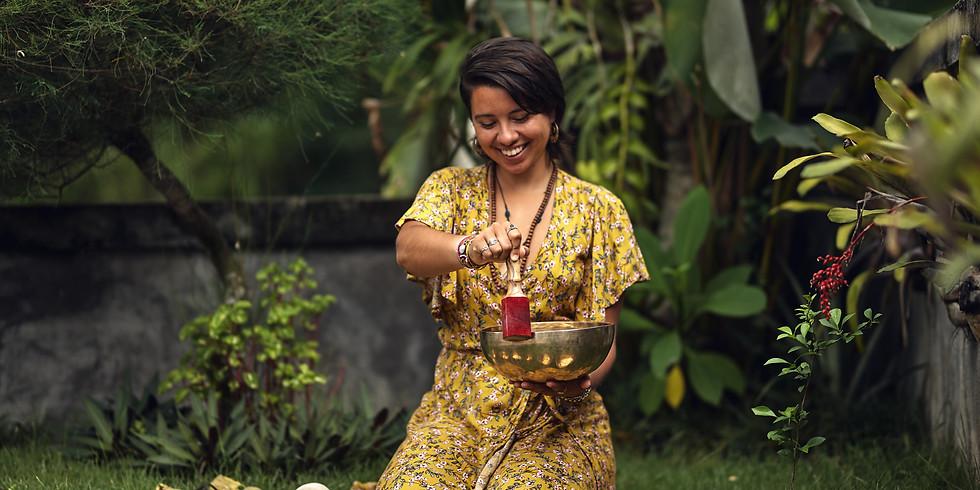 Meditative Breath Work and Singing Bowl Sound Journey