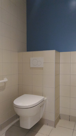 Sanitaire vestiaire 2