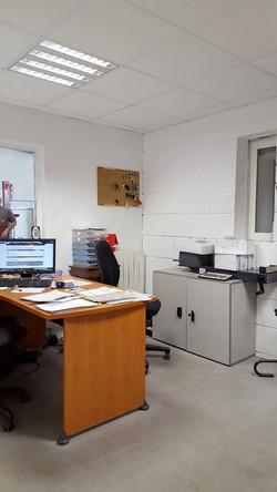 Bureau atelier
