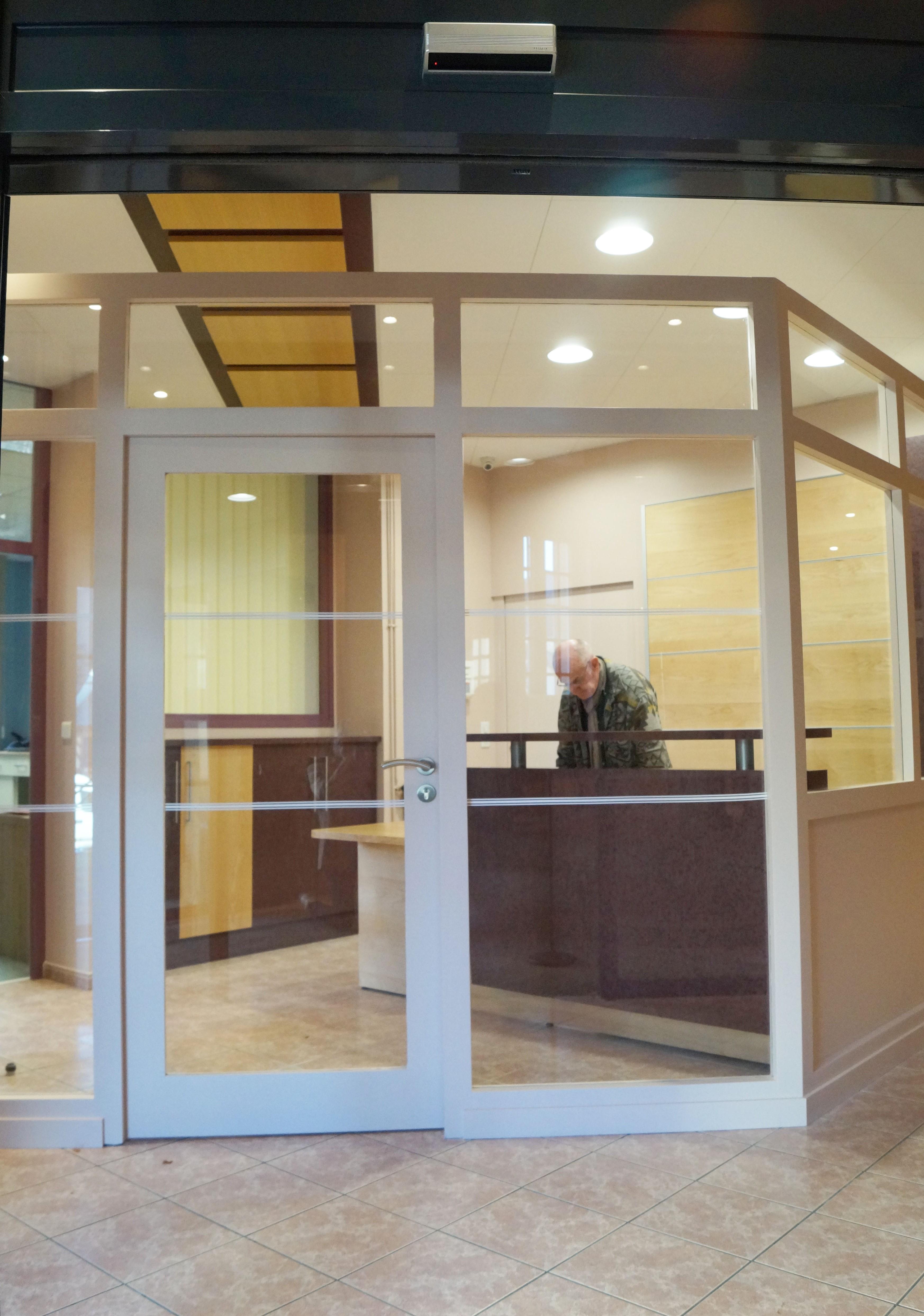 Rénovation accueil mairie