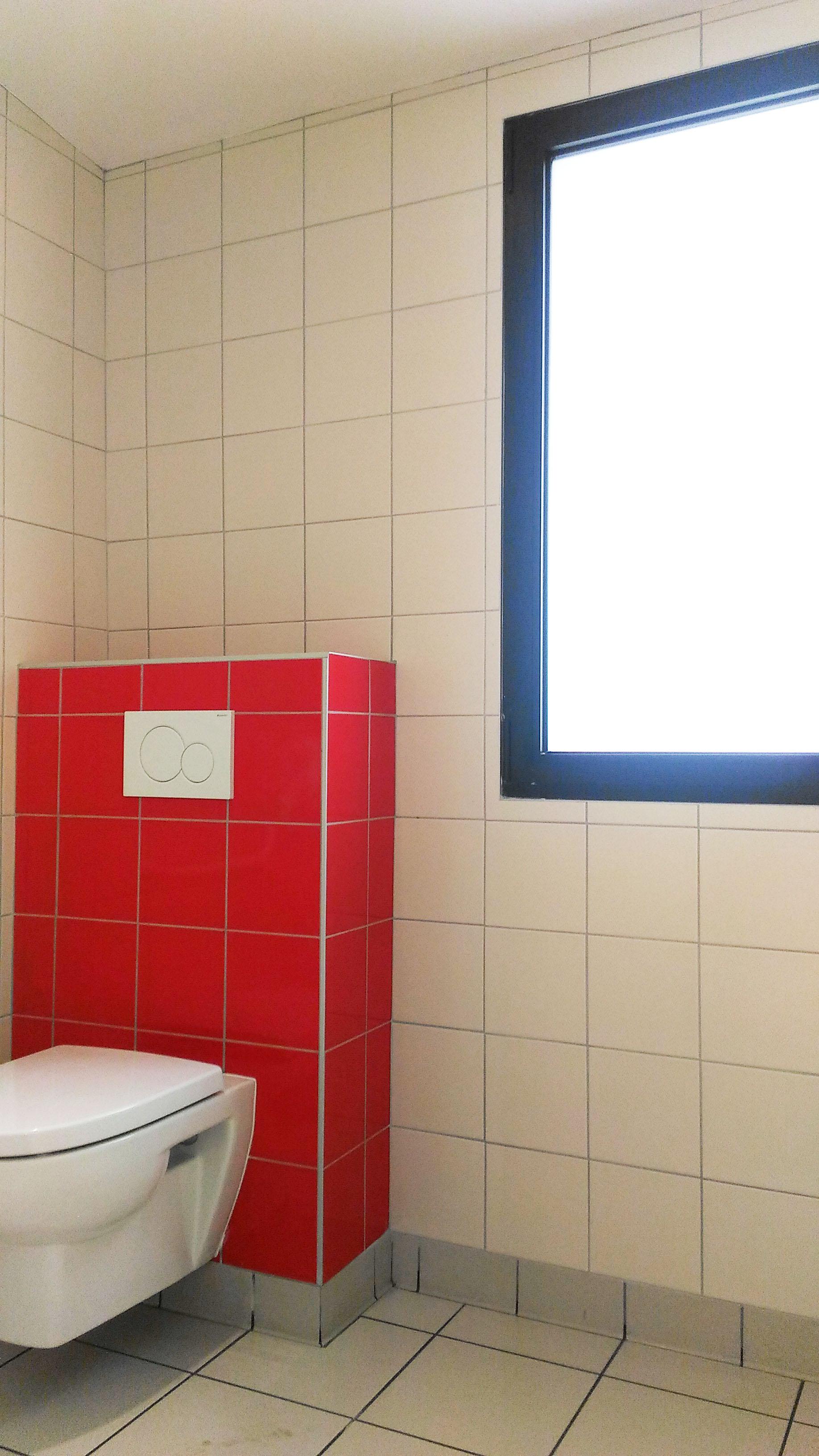 sanitaire public PMR