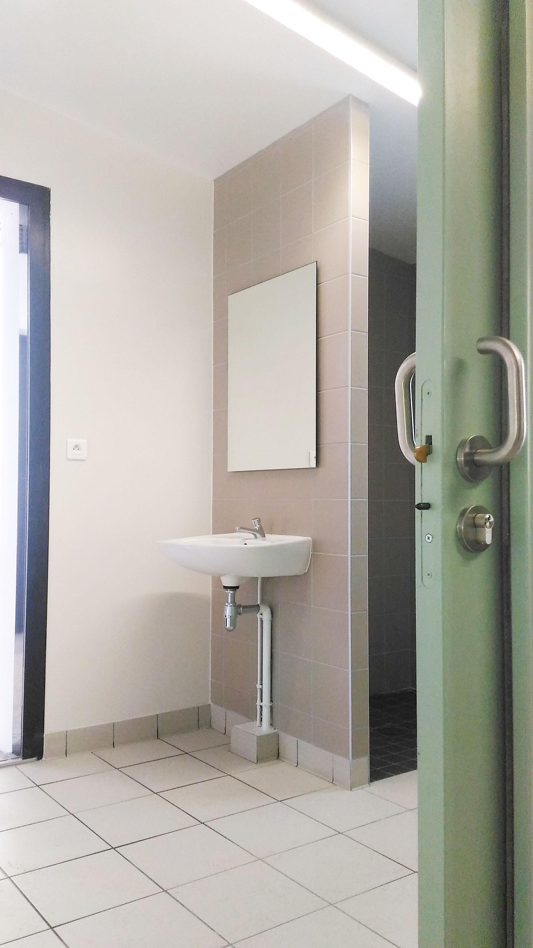 sanitaire arbitres