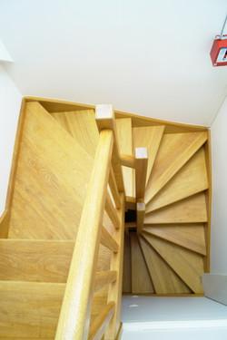 escalier collectif
