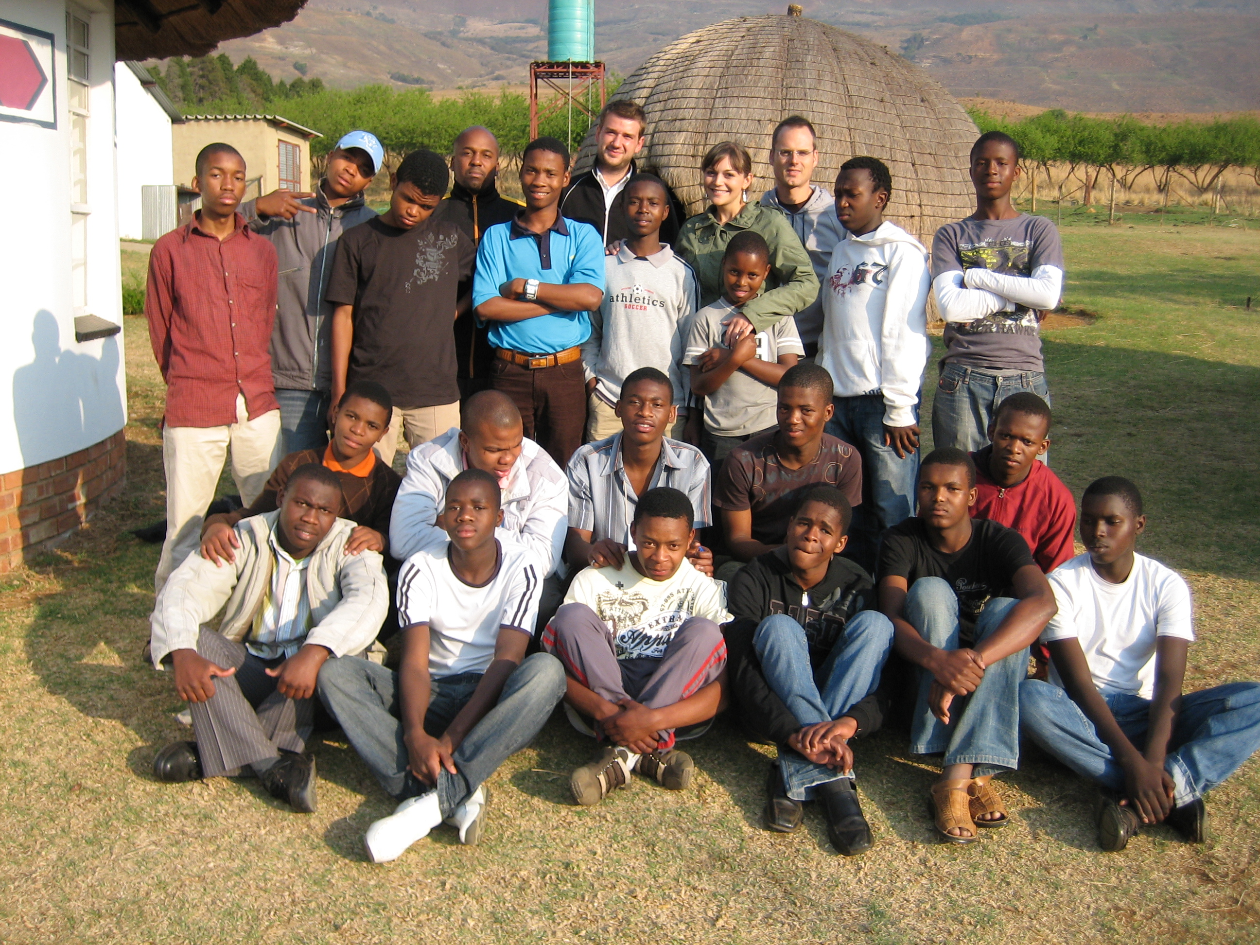 Themba Boys
