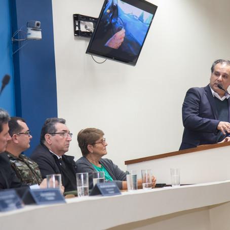 Câmara aprova projetos de Luiz Maurício que fortalecem a GCM