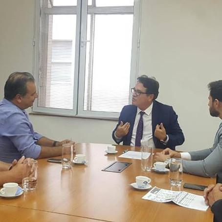 Governo do Estado e Prefeitura fortalecem parcerias