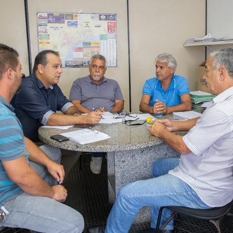 Luiz Maurício determina atenção especial aos serviços de zeladoria