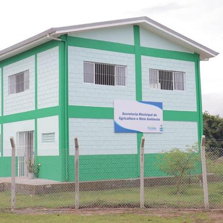 Reforma de prédios públicos  em benefício da comunidade