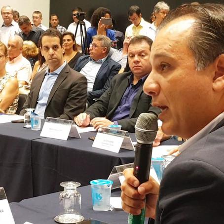 Prefeito Luiz Maurício é o novo presidente do CONDESB