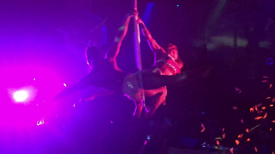 Twin Eclipse- NYC's Premiere Aerial Duo