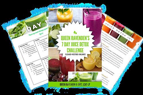 Level 3: 7-Day Juice Detox Challenge
