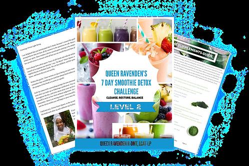 Level 2: 7-Day Smoothie Detox Challenge