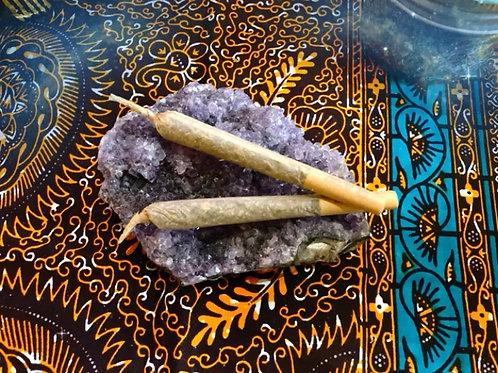 Herbal Smokes: The Calm Blend