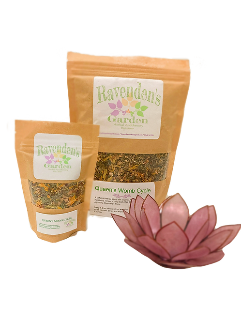 Queen's Womb Cycle Herbal Blend