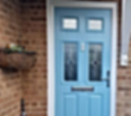 Composite front doors Clanfield, Watelooville