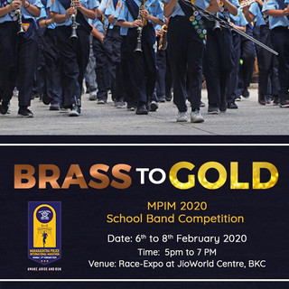 School Band Competetion
