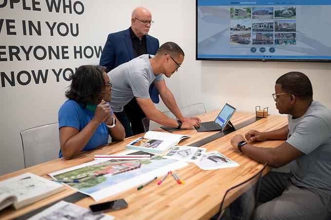 Moore Architecture Team