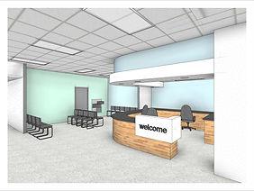 Free Clinic Interior