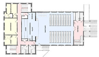 Springfield Baptist Church Plan