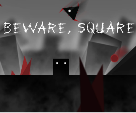 """beware, square"" out today on the apple app store!"