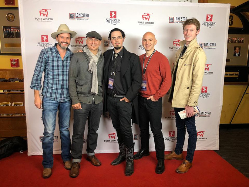 """Let 'er Buck"" at Lone Star Film Festival"