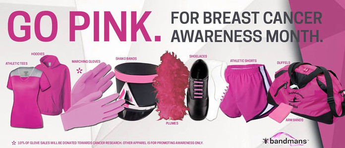 """""""Go Pink"""" Campaign"""