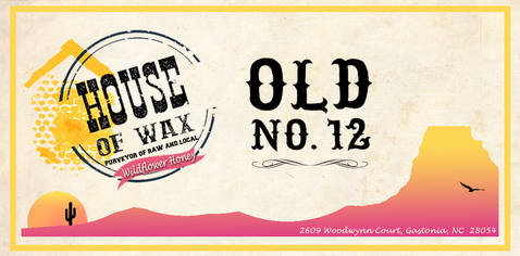 """""""House of Wax"""" Debut Label"""