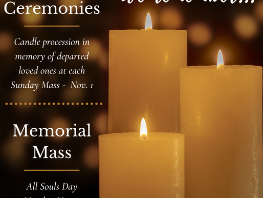 Remembering Our Departed