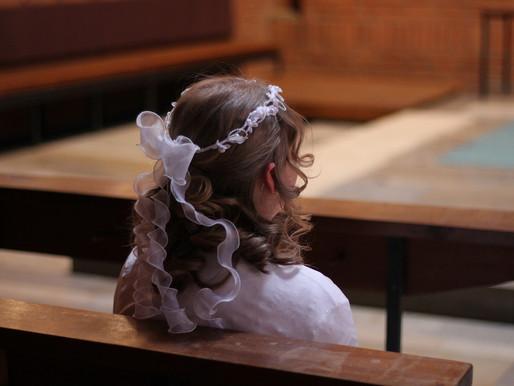 First Sacraments Meetings