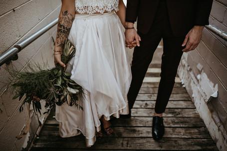Scout Walker - Wedding Skirt
