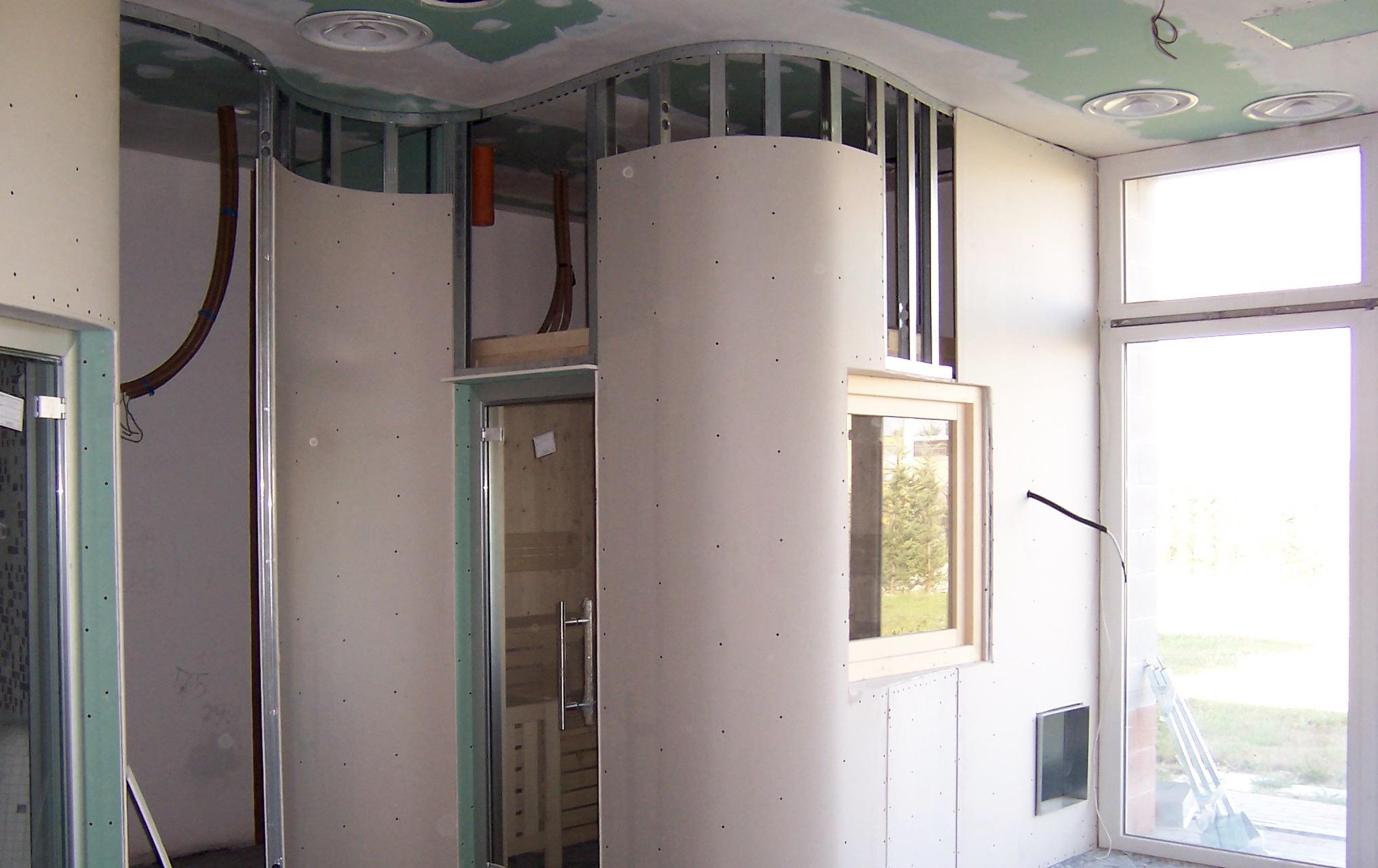 """Pareti Bagno In Cartongesso НюЛайнПро"""" – изолации и облицовки на жилищни и търговски обекти"""