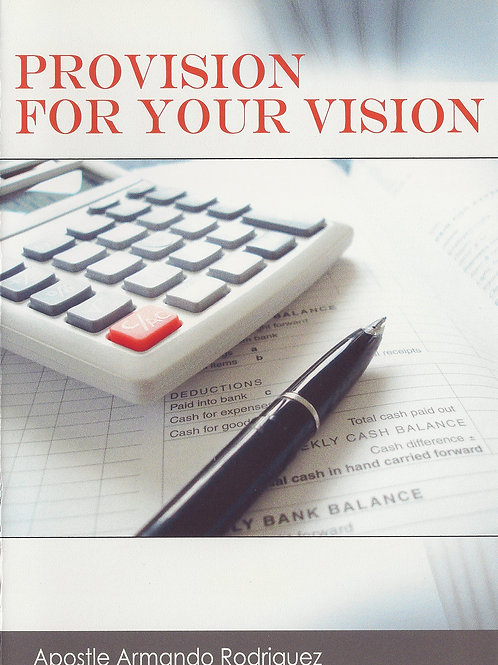 Provision for your vision