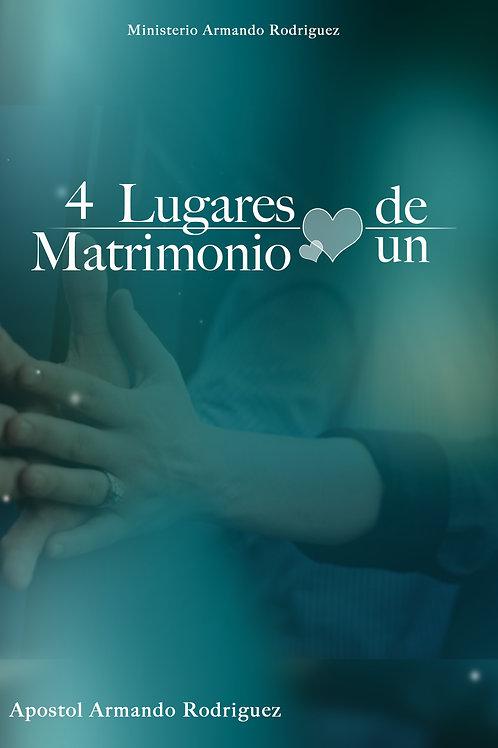 (DVD) 4 Lugares de un Matrimonio