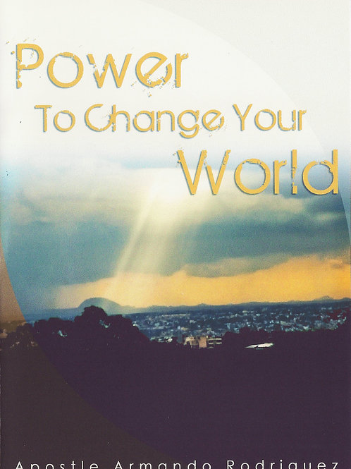 Power to change your world