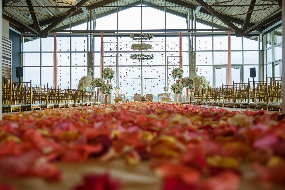 Floral, floral, floral. This wedding unleashed RAOFACTOR's creative palette and we have to say we came up with a pretty unforgettable event.