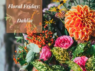 Floral Friday: Dahlia