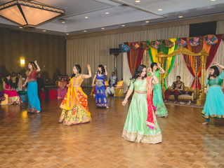 How to Choose the Right South Asian Wedding Attire
