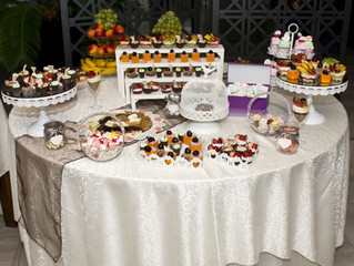 The Functional Aspect of Food Buffet Display